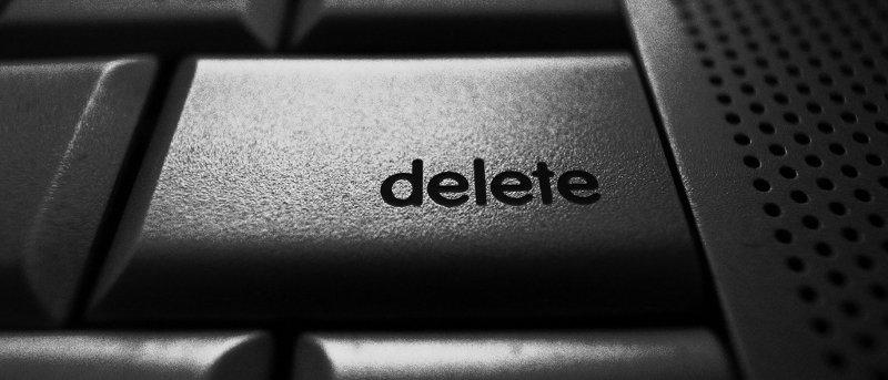 Photo of حذف غیر قابل بازیابی اطلاعات