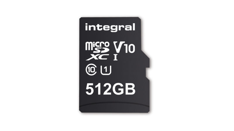 Photo of این جدیدترین کارت حافظه microSD 512GB یکپارچه در بازار است.