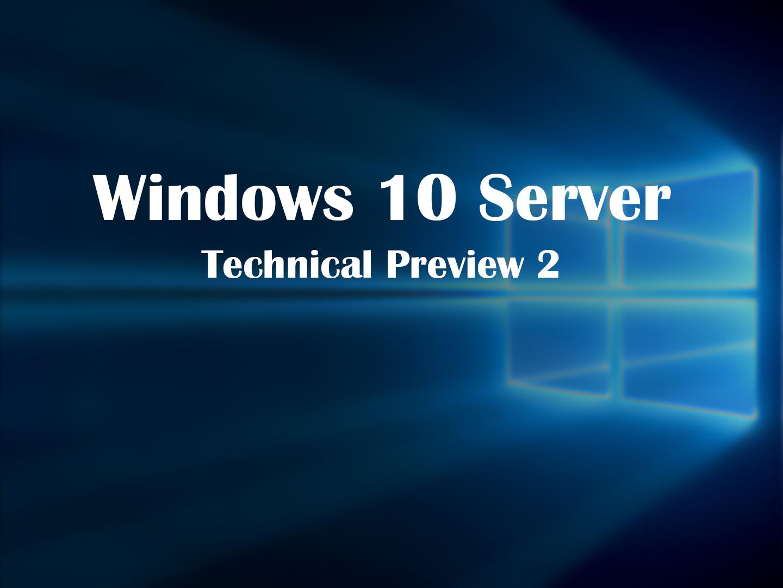 Photo of جدیدترین آزمایش تست ویندوز سرور مایکروسافت