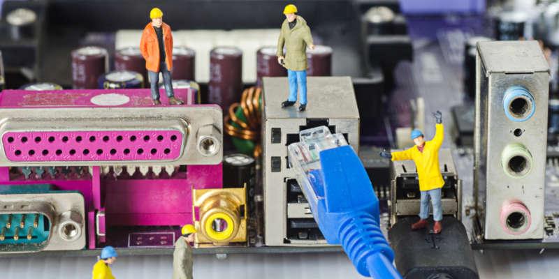Photo of آموزش اتصال دو کامپیوتر از طریق شبکه