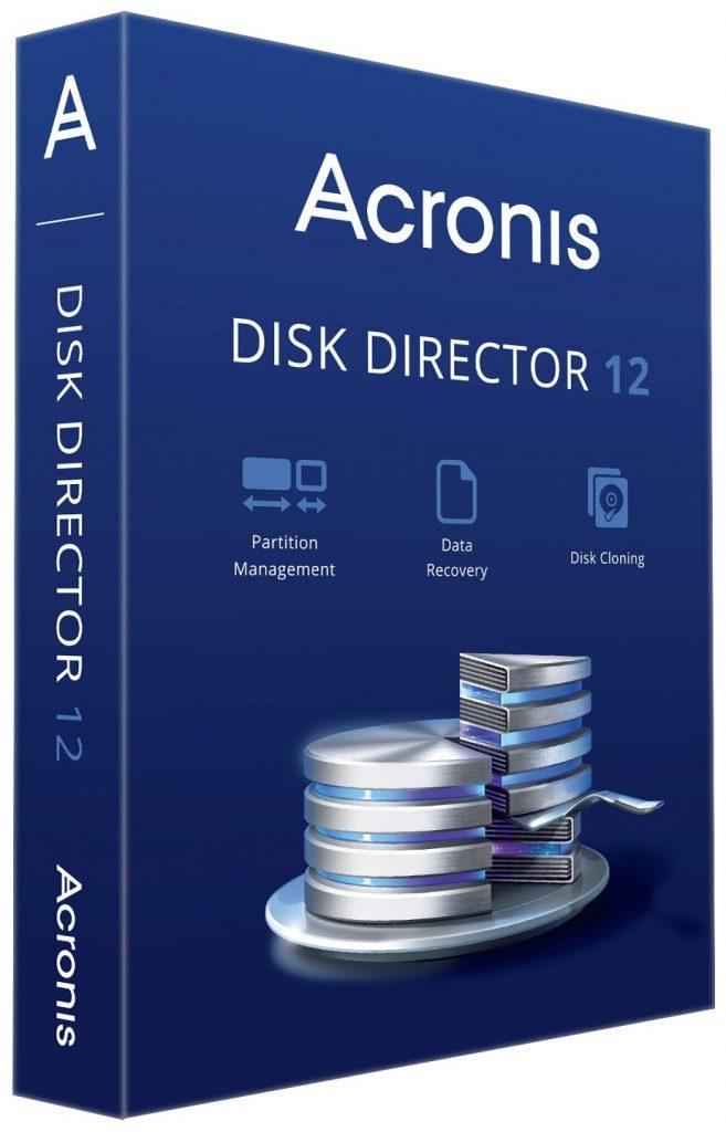 نرمافزار Acronis Disk Director