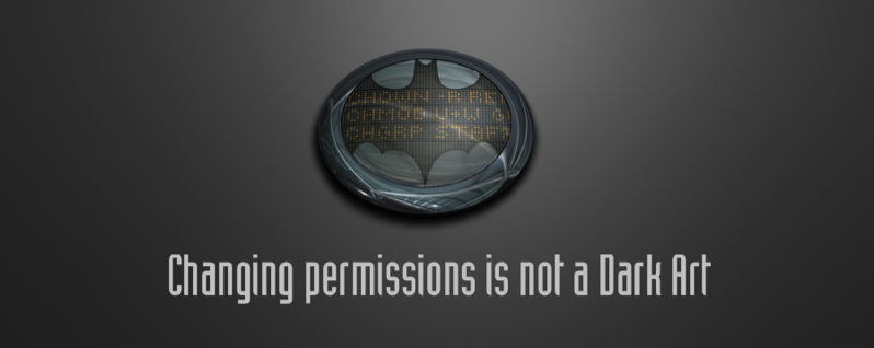 تغییر آسان مجوز ها permissions , chmod در مک