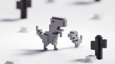 Photo of هک بازی دایناسور گوگل کروم