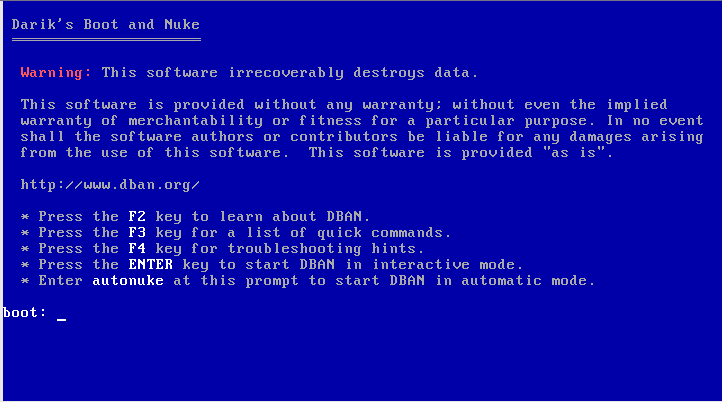 darik boot and nuke