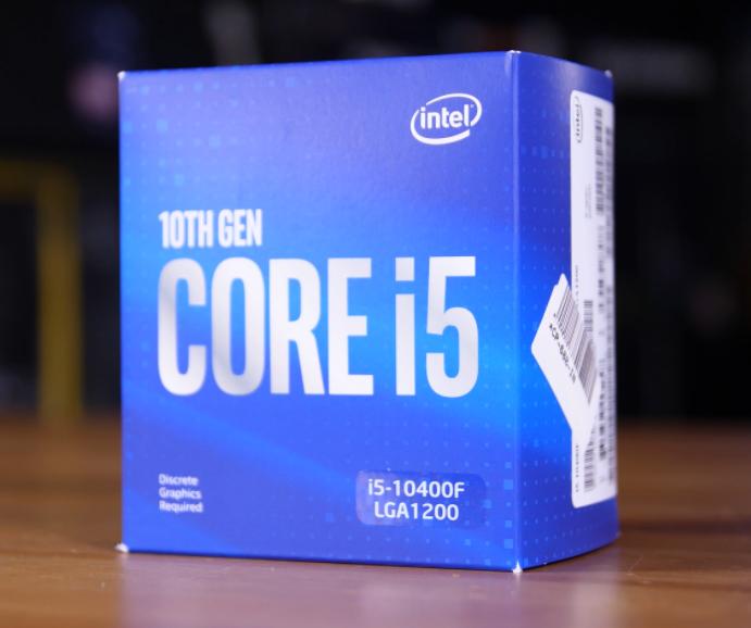 پردازنده اینتل Intel Core i5 10400F