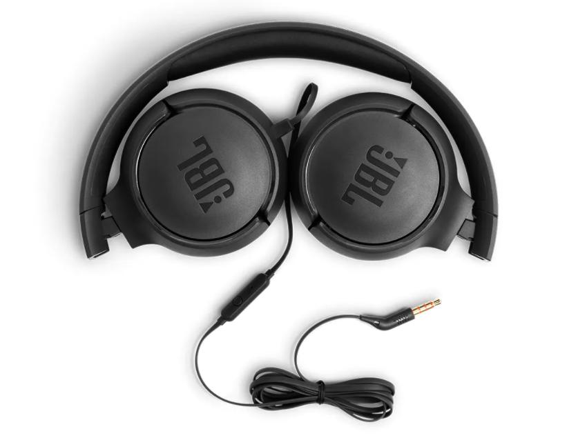 بهترین هدفون های ارزان قیمت - JBL Tune 500 On-Ear Headphones
