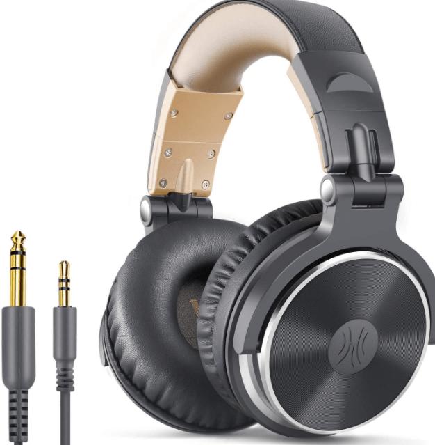 بهترین هدفون های ارزان قیمت - OneOdio Studio Monitor Headphones