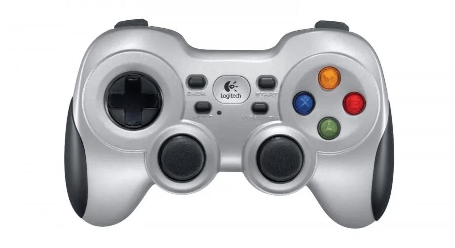 دسته بازی بی سیم Logitech Gamepad F710 | کنترلر بیسیم