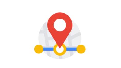 تغییر مقیاس فاصله از مایل به کیلومتر در گوگل مپ