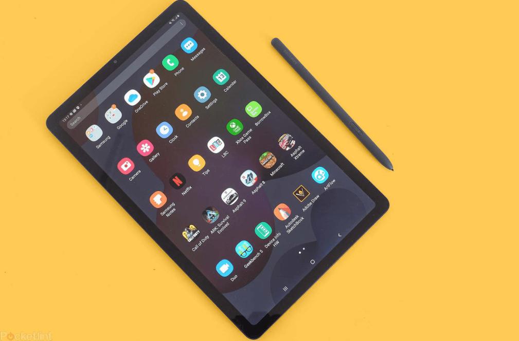 بهترین تبلت های اندرویدی در سال ۲۰۲۱ - Samsung Galaxy Tab S6 Lite
