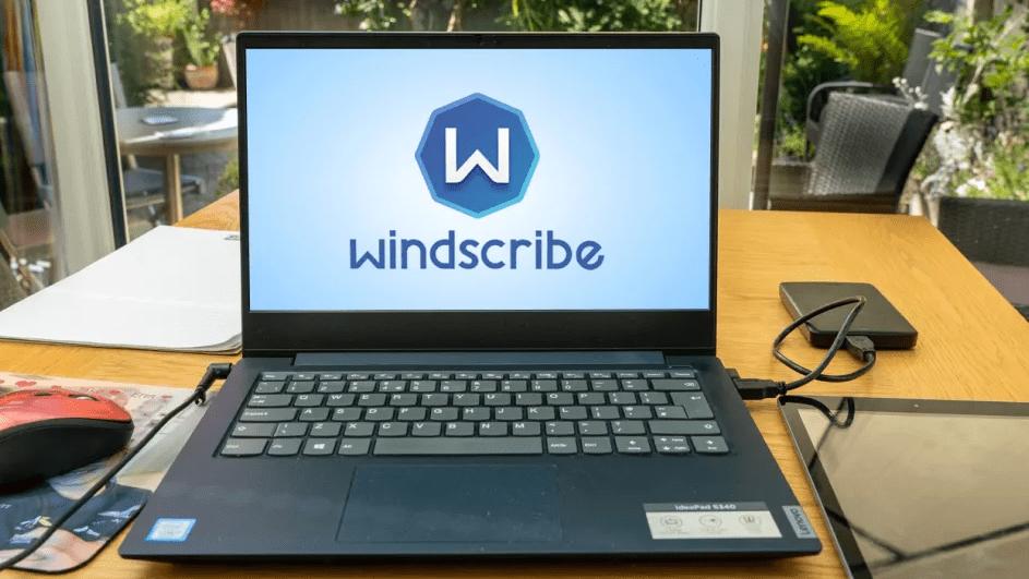 بهترین نرم افزار رایگان تغییر آیپی Windscribe