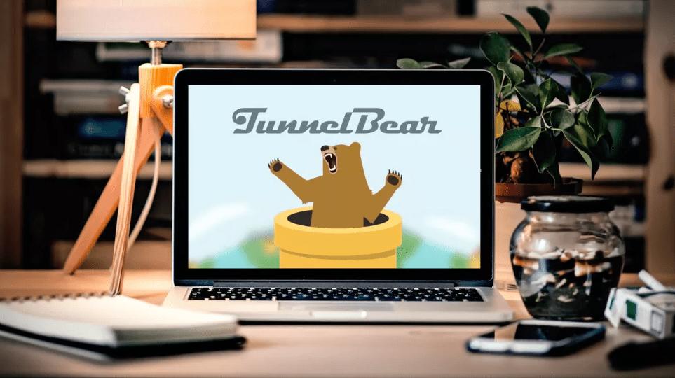 بهترین نرم افزار رایگان تغییر آیپی TunnelBear Free VPN