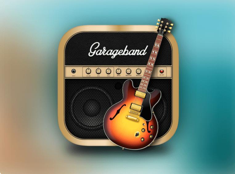 تبدیل فیلم به صدا با استفاده از برنامه GarageBand