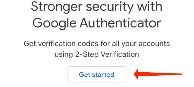 اتصال اینستاگرام به Google Authenticator
