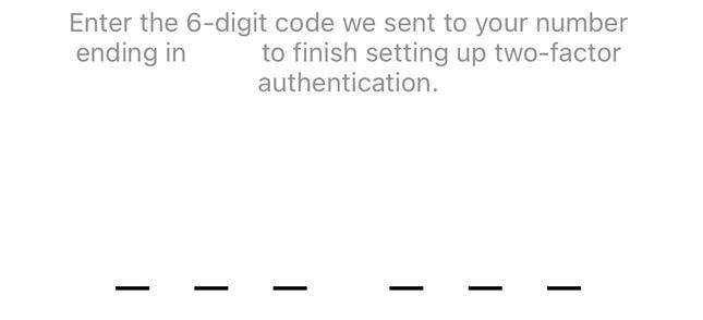 فعال کردن رمز دوم پیامکی در اینستاگرام