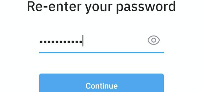 انتخاب رمز عبور دوم برای تلگرام در اندروید