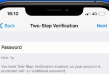 نحوه فعال کردن تایید دو مرحله ای در تلگرام